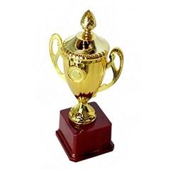 대회용 우승 시상트로피 (원통형 / 25.5cm 플라스틱)_(301528727)