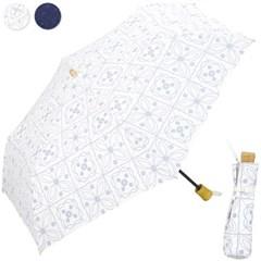 [양산] Lace print mini (no.801-523) 3단양산