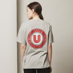 U circle back point TEE_DT175