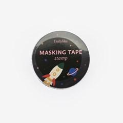 Masking tape : stamp - 13 Universe