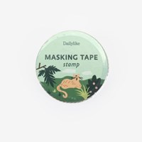 Masking tape : stamp - 16 Jungle