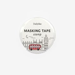 Masking tape : stamp - 19 London