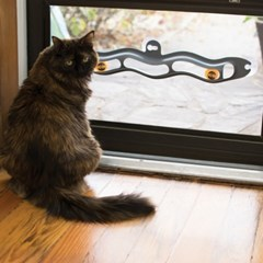 K&H 이지마운트트랙엔롤 고양이장난감