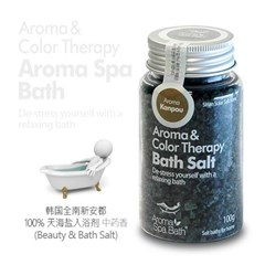 Aroma Spa Bath 국산 천일염 입욕제 100g_전통(한방)향