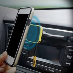 내셔널지오그래픽 CD슬롯 차량용 핸드폰 거치대