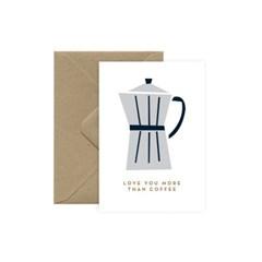 미슈카스 디자인 카드 - [Michoucas Design] More than coffee