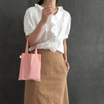 mini cotton bag-moi