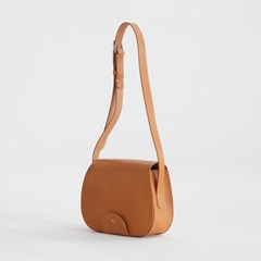 SADDLE LEATHER BAG BE