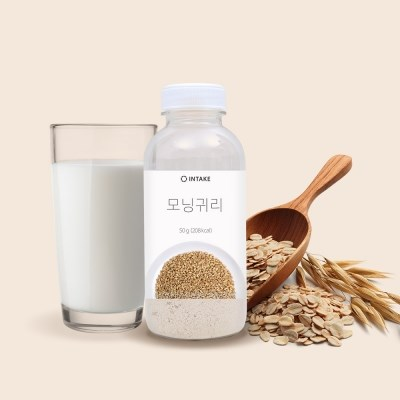 고식이섬유 모닝 귀리(귀리우유/6개)