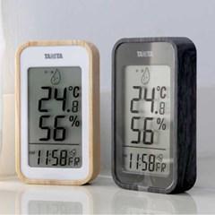 디지털 온습도계/온습도측정기 알람 시계 실내온도계 [Z_(823746)