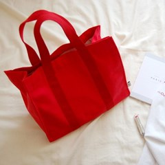 French Bag(S)_Red