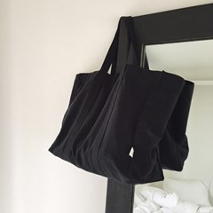 French Bag(L)_Black