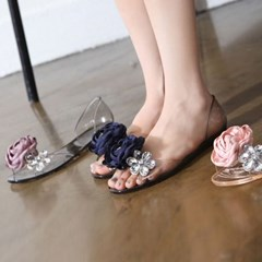 kami et muse Corsage & cubic jelly flat_KM18s240
