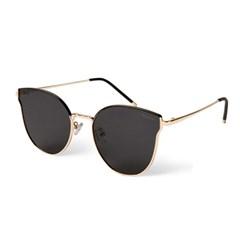 [맥코인] SPLIT II 01 스플릿 투 블랙 블랙렌즈 선글라스