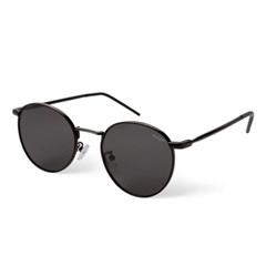 [맥코인] HOLY 01 홀리 블랙 블랙렌즈 선글라스