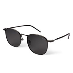 [맥코인] MOSCO 01 모스코 블랙 블랙렌즈 선글라스