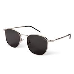 [맥코인] MOSCO 02 모스코 실버 블랙렌즈 선글라스