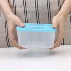 타파웨어 펭귄 중형 2번 700ml 3P (854) 냉동실정리용기