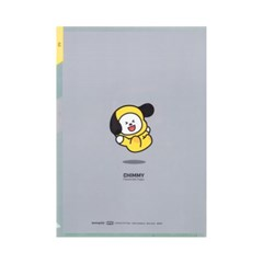 [BT21] 3포켓pp폴더 / 치미(CHIMMY)