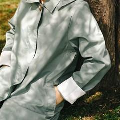 Soutien Collar Coat 레인코트