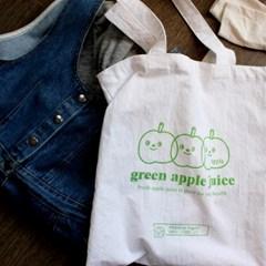 apple juice bag