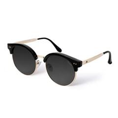 [맥코인] OZ 01 오즈 블랙 블랙렌즈 선글라스