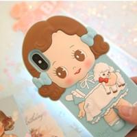 Paper doll mate silicon case  _Alice