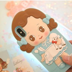 Paper doll mate silicon case  _Alice