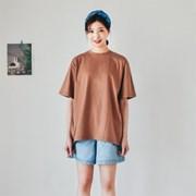 디아망 도톰 티셔츠