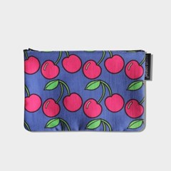 cherry pink pouch