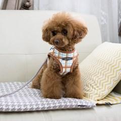 리얼펫 비바잉 강아지 조끼 하네스 3color  +리드줄 증정