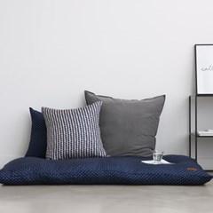 풍기인견 스칸디콜렉션 쿨대방석 커버 150x70