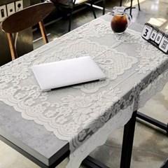 식탁의 품격 레이스 테이블보 1개