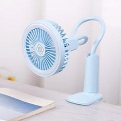 KC인증 책상침대 유모차거치 LED램프 선풍기 Tropical_(810160)