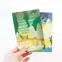 아그아그 엽서 / 8종
