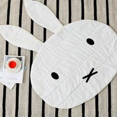 마켓비 LAMMY 토끼매트 D100