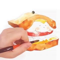 [텐텐클래스] (일산) 취미로 하는 일러스트, 한 달 미술