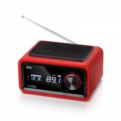 브리츠 BA-C10 블루투스 스피커 시계 라디오