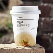 칼칼한 얼큰북어해장 모닝죽 컵형 (7개)