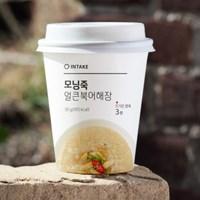 칼칼한 얼큰북어해장 인테이크 모닝죽(컵형 7개)