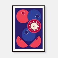A3 POSTER - 09. Very Berry