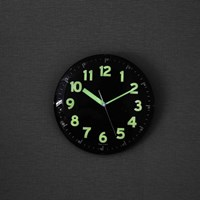 290파이 컨벡스라운드 저소음 야광벽시계_(1626919)