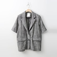 Linen French Chic Jacket