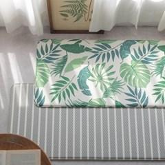 보태니컬 양면쿠션 주방매트