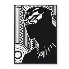 마블 블랙팬서 17097 500X700