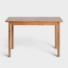 아크 다이닝 테이블 1200 라이트브라운