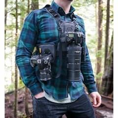 코튼 G3 Camera Harness 2 147GREY 카메라 장착 시스템