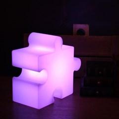 이마고루체 LED무드등 퍼즐랜턴 인테리어조명 감성등