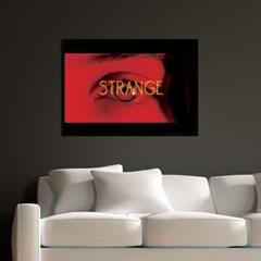 strange - A2,A3,A4 인테리어 메탈액자