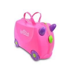 트렁키 영국 아동용캐리어 핑크